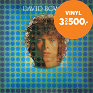 Produktbilde for David Bowie / Space Oddity (VINYL - 180 gram)