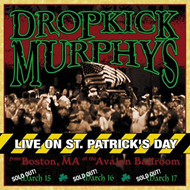 Live On St. Patrick's Day From Boston (VINYL)