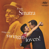 Produktbilde for Songs For Swingin' Lovers! (VINYL - 180 gram)