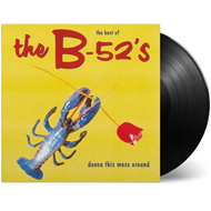 Produktbilde for Dance This Mess Around: The Best Of The B-52's (VINYL - 180 gram)