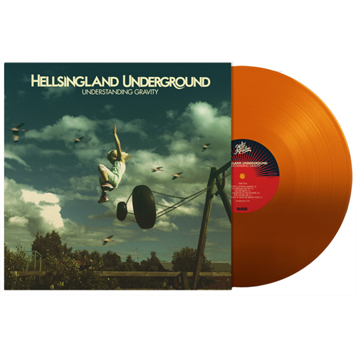 Understanding Gravity - Limited Edition (VINYL - Transparent Orange)