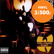 Produktbilde for Enter The Wu-Tang Clan (36 Chambers) (VINYL - 180 gram)