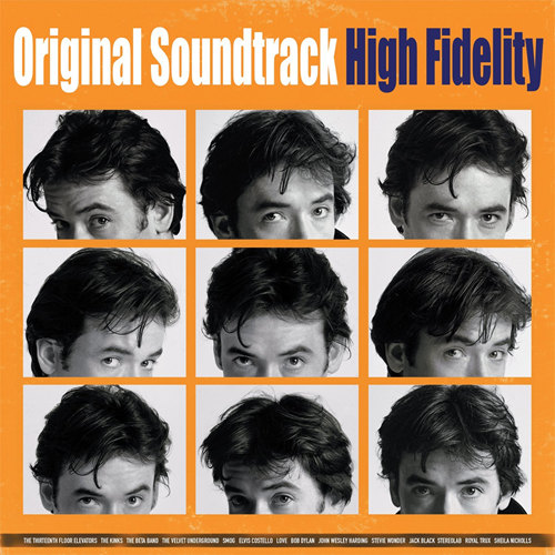 High Fidelity - Original Soundtrack (VINYL - 2LP)