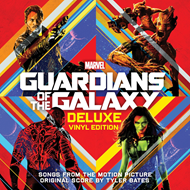 Produktbilde for Guardians Of The Galaxy - Deluxe Edition (VINYL - 2LP)