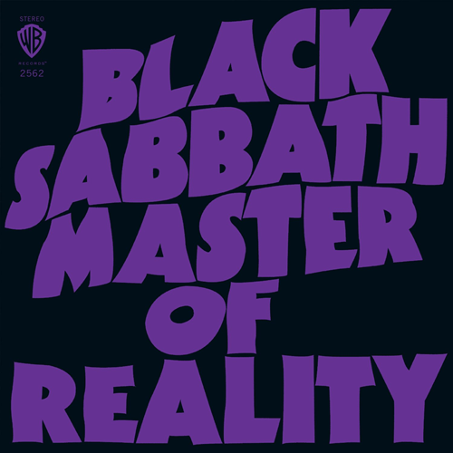 Master Of Reality - Deluxe Edition (VINYL - 2LP - 180 gram)