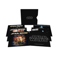 Star Wars: The Ultimate Vinyl Collection (VINYL - 11LP - 180 gram)