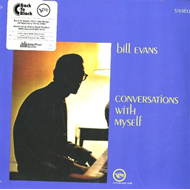 Produktbilde for Conversations With Myself (VINYL - 180 gram)