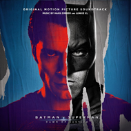 Batman V Superman: Dawn Of Justice (VINYL - 3LP - 180 gram)