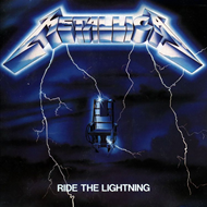 Ride The Lightning - Limited Deluxe Box Set (VINYL - 4LP + 6CD + DVD)