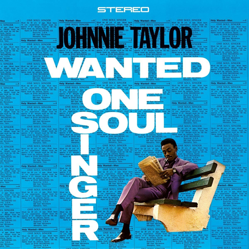 Wanted: One Soul Singer (VINYL - 180 gram)
