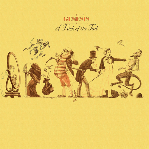 A Trick Of The Tail (VINYL - 180 gram)