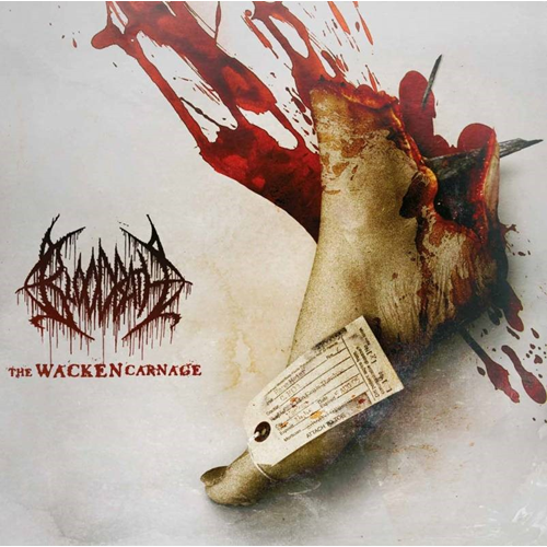 The Wacken Carnage (VINYL - 2LP - 180 gram)