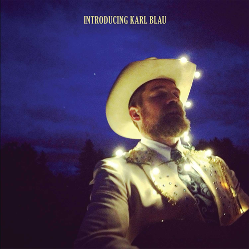 Introducing Karl Blau (VINYL)