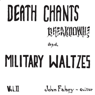 Death Chants, Breakdowns & Military Waltzes - Limited Edition (VINYL - Blue)
