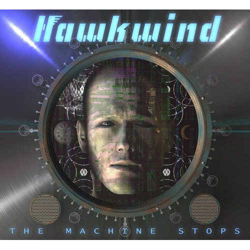 "The Machine Stops - Limited Edition (VINYL - 180 gram + 12"")"
