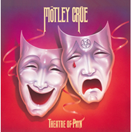 Theatre Of Pain - Limited Edition (VINYL - 180 gram - Opaque White)