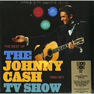 The Best Of The Johnny Cash TV Show: 1969-1971 (VINYL)