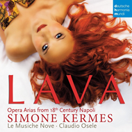 Produktbilde for Simone Kermes - Lava - Opera Arias From 18th Century Napoli (VINYL)