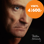 Produktbilde for ...But Seriously (VINYL - 2LP - 180 gram)
