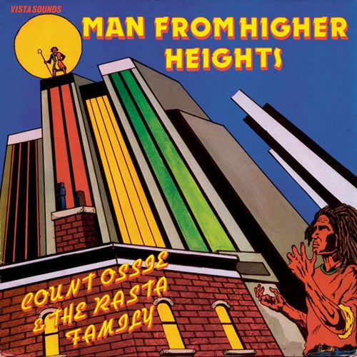 Man From Higher Heights (VINYL)