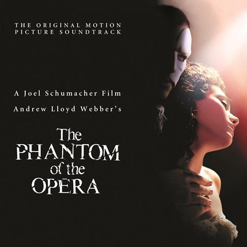 The Phantom Of The Opera - The Original Motion Picture Soundtrack (VINYL - 2LP - 180 gram)