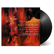 The Red Violin - Original Motion Picture Soundtrack (VINYL - 2LP - 180 gram)