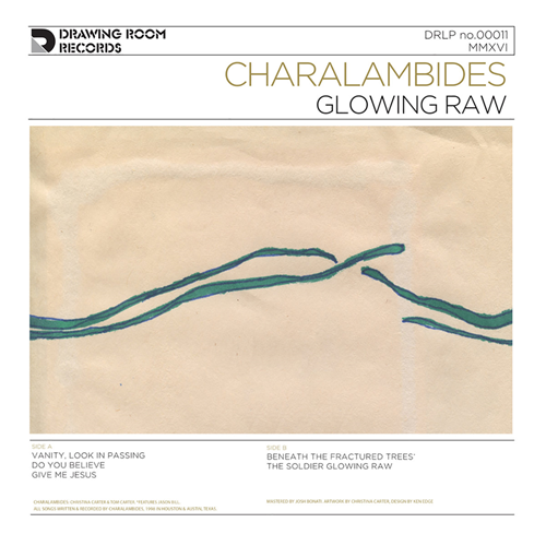Glowing Raw (VINYL - 180 gram)