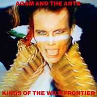Produktbilde for Kings Of The Wild Frontier (UK-import) (VINYL - 180 gram)