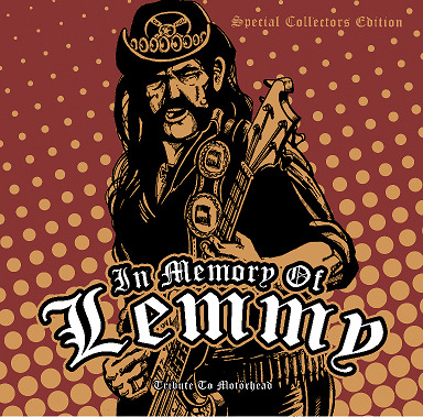 In Memory Of Lemmy - Tribute To Motörhead (VINYL)