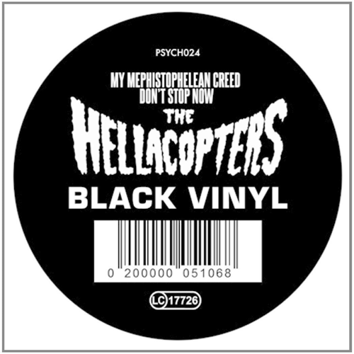 "My Mephistophelean Creed / Don't Stop Now (VINYL - 12"")"
