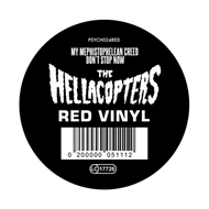 "My Mephistophelean Creed / Don't Stop Now - Limited Edition (VINYL - 12"" - Red)"