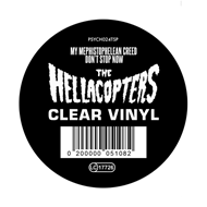 "My Mephistophelean Creed / Don't Stop Now - Limited Edition (VINYL - 12"" - Clear)"