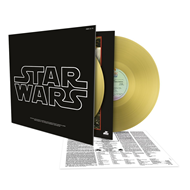 Star Wars: Episode IV - A New Hope (Import) (VINYL - 2LP - 180 gram - Gold)