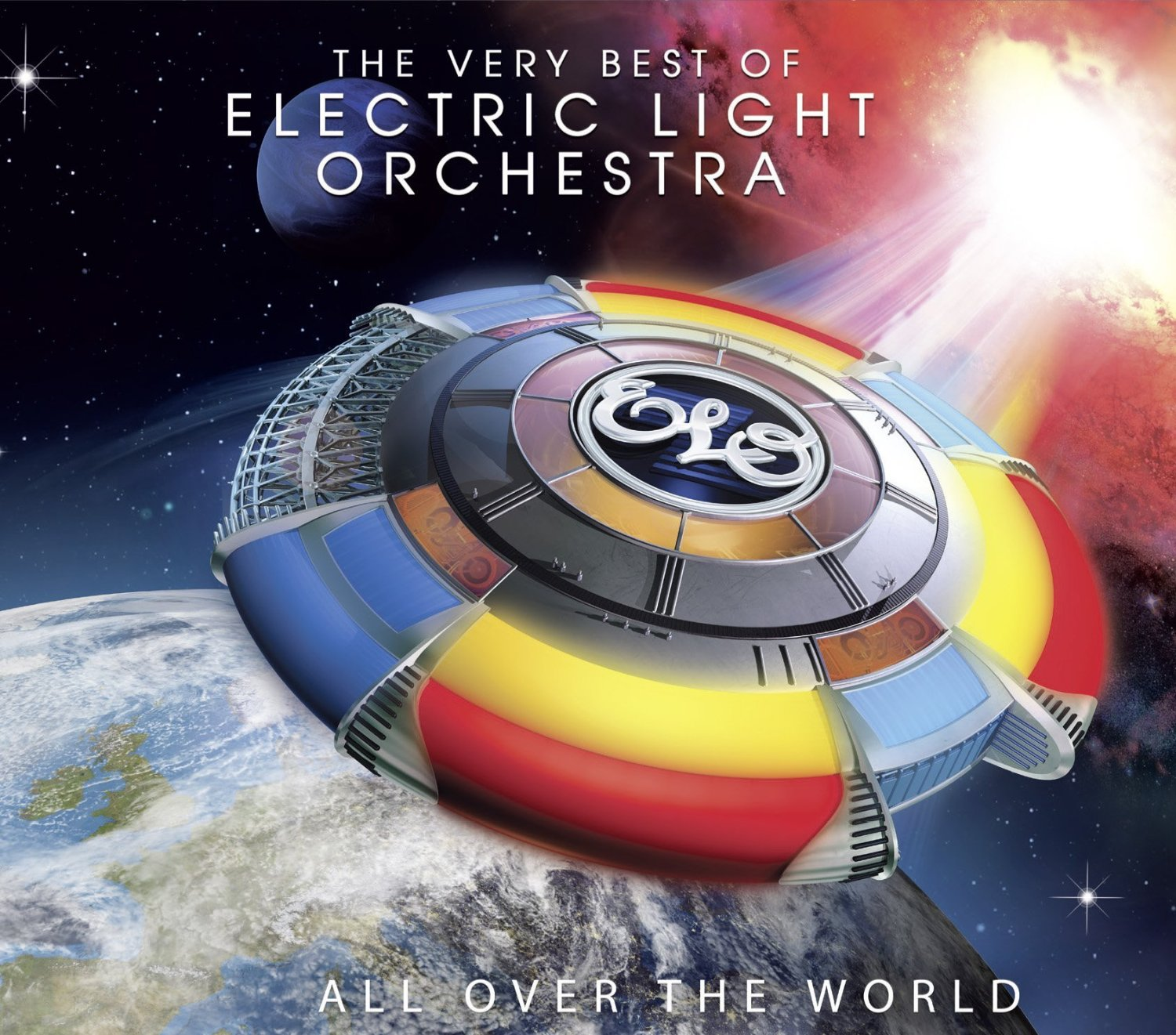 All Over The World The Very Best Of Electric Light Orchestra