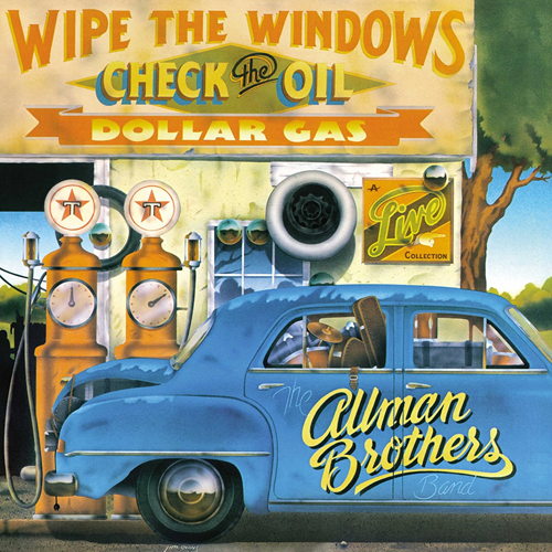 Wipe The Windows, Check The Oil, Dollar Gas (VINYL - 2LP - 180 gram)