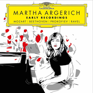 Martha Argerich - Early Recordings (VINYL - 2LP)