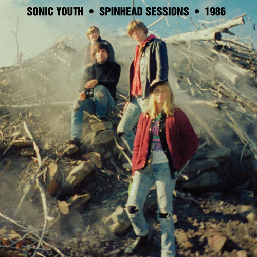 Spinhead Sessions 1986 (VINYL)