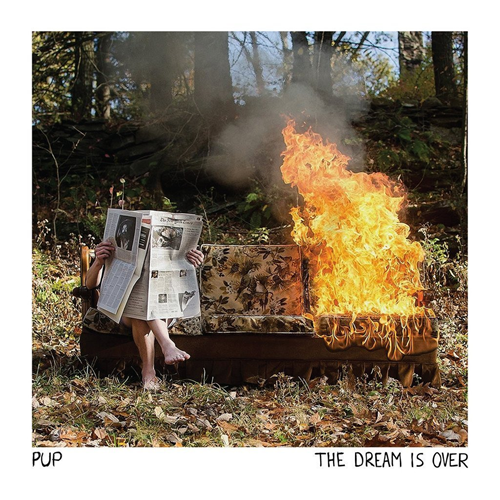 The Dream Is Over (VINYL)