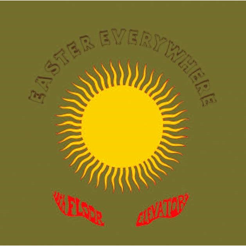 Easter Everywhere - Limited Edition (VINYL - Gold)