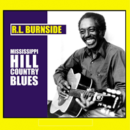 Produktbilde for Mississippi Hill Country Blues (USA-import) (VINYL)