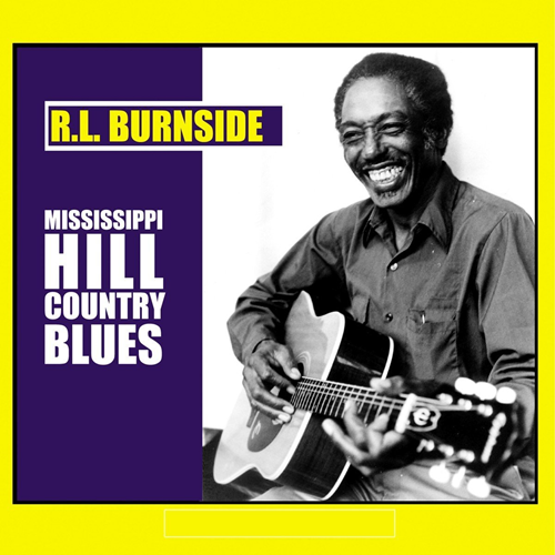Mississippi Hill Country Blues (USA-import) (VINYL)