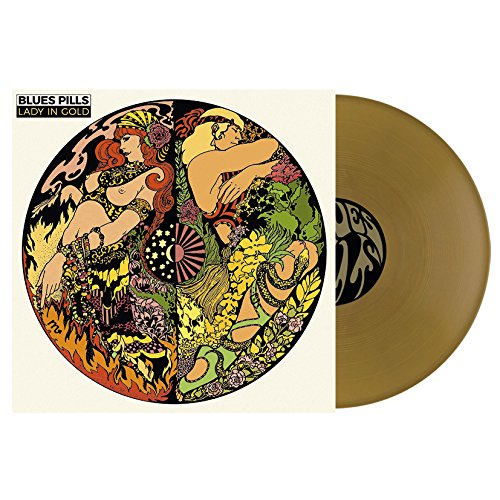 Lady In Gold (VINYL - Gold)