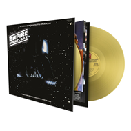 Star Wars: Episode V - The Empire Strikes Back (VINYL - 2LP - 180 gram - Gold)