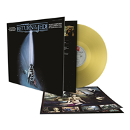 Star Wars: Episode VI - Return Of The Jedi (VINYL - 2LP - 180 gram - Gold)