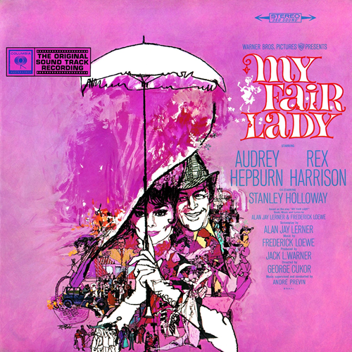 My Fair Lady - Expanded (VINYL - 2LP - 180 gram)