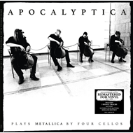 Produktbilde for Apocalyptica Plays Metallica By Four Cellos ) (VINYL - 2LP - 180 gram)