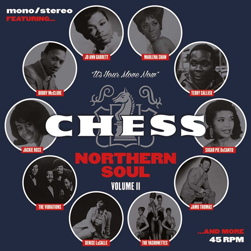 Chess Northern Soul - Volume II (VINYL - 7LP)