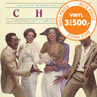 Produktbilde for Les Plus Grands Succes De Chic: Chic's Greatest Hits (VINYL)