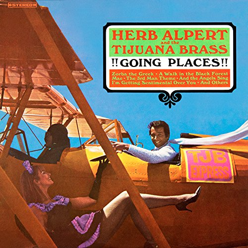 GOING PLACES (VINYL - 180 gram)