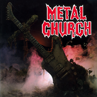 Metal Church (VINYL - 180 gram)